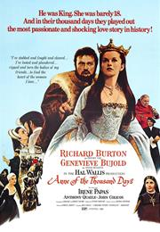 Anne of a Thousand Days (1969)