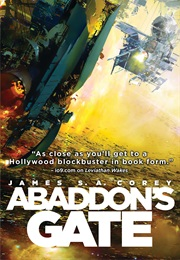 Abaddon's Gate (James S. A. Corey)