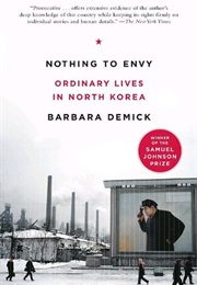 Nothing to Envy (Barbara Demick)