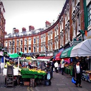Brixton Market/ Electric Ave.