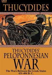 History of the Peloponnesian War (Thucydides)