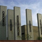Apartheid Museum (Johannesburg, South Africa)