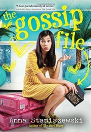The Gossip File (Anna Staniszewski)