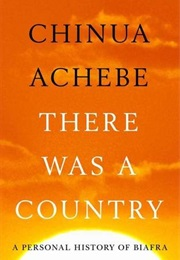 There Was a Country (Chinua Achebe)