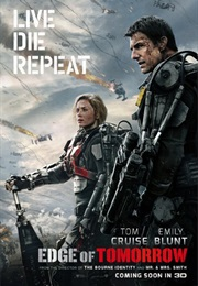 Edge of Tomorrow (2014) (2014)