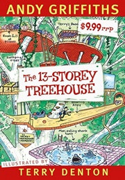 The 13-Storey Treehouse (Andy Griffiths)