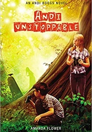 Andi Unstoppable (Amanda Flower)