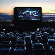 Go to a Drive-In Cinema
