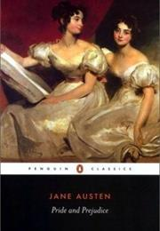 Jane Austen Pride and Prejudice (Jane Austen)