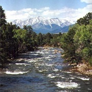 Arkansas Headwaters Recreation Area, Colorado