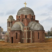 Church of Christ the Savior, Pristina
