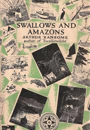 Swallows and Amazons – Arthur Ransome