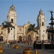 Cathedral Basilica of Lima