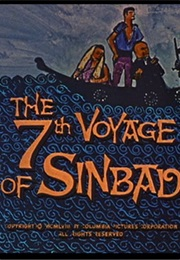 7th Voyage of Sinbad,The (1958)