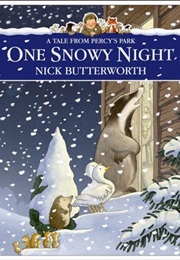 One Snowy Night (Nick Butterworth)