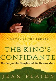 The King's Confidante/Saint Thomas Eve (Jean Plaidy)