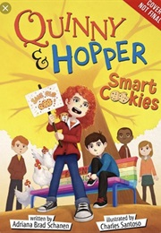 Smart Cookies: Quinny and Hopper (Adriana Brad Schanen)