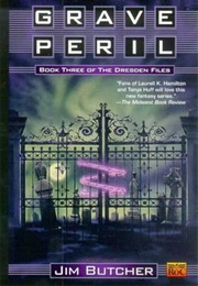 Grave Peril (Jim Butcher)