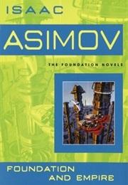 Foundation and Empire (Isaac Asimov)