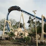 Oziris (Parc Asterix, France)