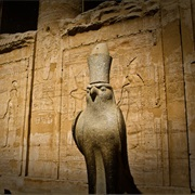Temple of Edfu - Egypt