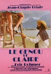 Claire'S Knee (1970 - Eric Rohmer)