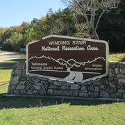 Winding Stair Mountain National Recreation Area
