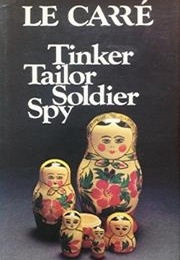 Tinker, Tailor, Soldier, Spy (John Le Carré)