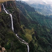 Tugela Falls, Republic of South Africa