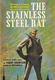 The Stainless Steel Rat (Harry Harrison)