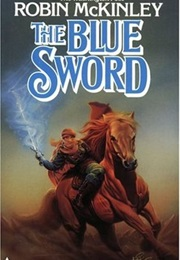 The Blue Sword (Robin McKinley)