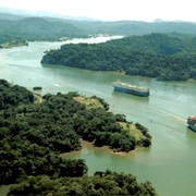 Gatun Lake, Panama