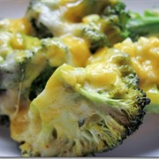 Cheese and Broccoli