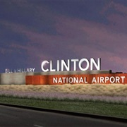 Bill and Hillary Clinton National Airport