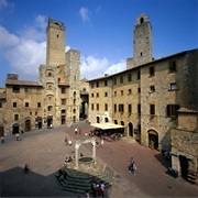 Historic Centre of San Gimignano, Italy
