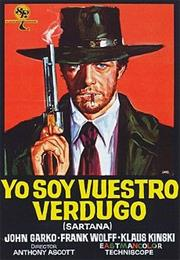 I AM SARTANA - YOUR ANGEL OF DEATH
