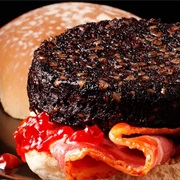 Bacon and Black Pudding Roll
