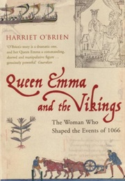 Queen Emma and the Vikings (Harriet O'Brien)