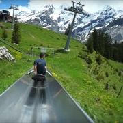 Kandersteg Mountain Coaster, Switzerland