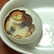 Balut (Fertilized Egg)