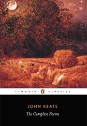 John Keats: The Complete Poems (Penguin Classics) (John Keats)