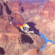Helicopter Ride Over Grand Canyon