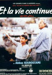 And Life Goes on ... (Abbas Kiarostami)