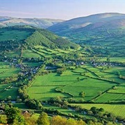 Brecon Beacons, Wales