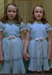 The Shining- Grady Sisters