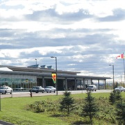 YQM - Greater Moncton International Airport
