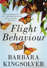 Flight Behavior (Barbara Kingsolver)