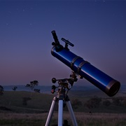 Look at the Stars With a Telescope