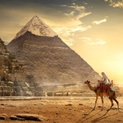 Get Stunned By The Great Pyramid of Giza
