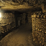 Visit the Catacombes of Paris